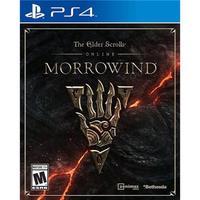 The Elder Scrolls Online Morrowind Playstation 4 Sony