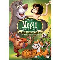 Mogli - O Menino Lobo (Edição Platinum) - Multi-Região / Reg. 4