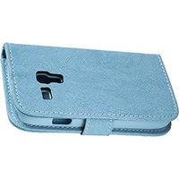 Capa para Celular e Cartão Galaxy S3 Mini Case Mix Azul