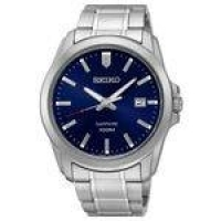 Relógio Seiko Masculino Visor Azul - Sgeh47b1 D1sx
