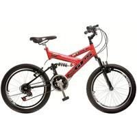 Bicicleta Colli Bike 310/16 Aro 20 21 Marchas Vermelha