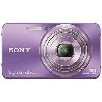 Câmera Digital Sony  DSC-W570/V 16.1MP Violeta