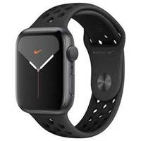 Apple Watch Series 5  44mm Bluetooth 32GB Cinza Espacial com Pulseira Nike Sport Band Cinza Carvão