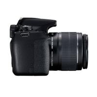 Câmera Canon EOS Rebel T7 Wi-fi 24.1MP Preta + Lente 18-55mm Is Ii