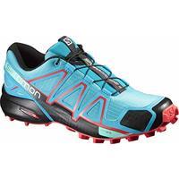 Tênis Feminino Speedcross 4 Azul/Preto 383102 - Salomon - 39
