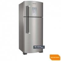 Refrigerador Brastemp Ative BRM48NKANA Frost Free 403 Litros Inox 220V