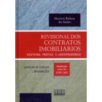 Revisional Dos Contratos Imobiliários - Doutrina, Prática e Jurisprudência