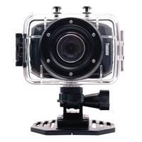 Câmera e Filmadora Para Esportes Tomate 1.3MP Preta