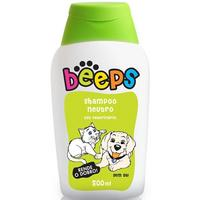 Shampoo beeps Pet Society Neutro sem Sal 500ml