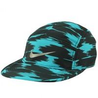 Boné Nike Graphic AW84 Feminino Preto e Azul  01148335cfe