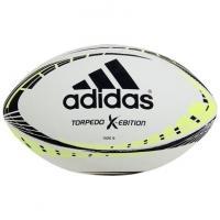 6340a04595 Bola de Futebol Americano Adidas Torpedo X Ebition Branca