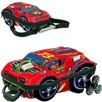 Mochilete Maxtoy 3D Thunderbolt 73 + Lancheira 2705