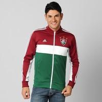 42c4744470c91 Jaqueta Adidas Fluminense Hino Masculina Verde e Vinho