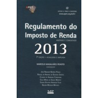 Regulamento do Imposto de Renda 2013