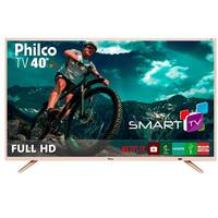 TV Smart LED Philco 40 PTV40E21DSWNC