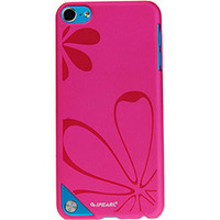 Capa Ipearl Ice Painted Crystal para iPod Touch 5 Pink