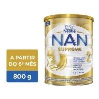 Fórmula Infantil NAN Supreme 2 Lata 800g