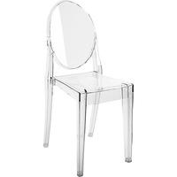 Cadeira By Haus Mari Cristal Transparente