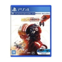 Jogo Star Wars Squadrons - PS4