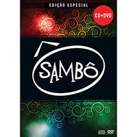 Sambô Edição Especial - CD + DVD - Multi-Região / Reg.4