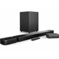 Soundbar JBL Bar 9.1 True Wireless Surround 410W 4K Dolby Atmos Bluetooth - Preto