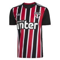Camisa São Paulo II 2018 s/n° Torcedor Adidas Masculina - Masculino