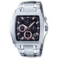 6afdb9658b4 Relógio Casio Edifice EF-329D-7AVD Masculino Analógico Preto