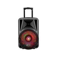 Caixa de Som Amplificadora Lenoxx CA340 280W Preto