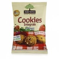 Cookies Orgânico Mãe Terra Frutas Vermelhas 120g
