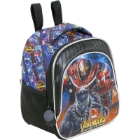 Lancheira Xeryus com acessórios Avengers Armored 7494