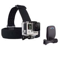 Faixa de Cabeça com Quickclip Para Câmeras GoPro Hero ACHOM-001 Preta
