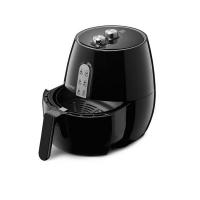 Fritadeira Elétrica Sem Óleo Air Fryer Multilaser CE050 Preta 3,5 Litros Preta 220V