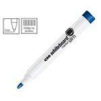 Marcador P/ Quadro Branco White Board Marker Slim Azul - Cis