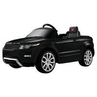 Mini Veículo Motorizado Range Rover Dorel Brasil Preto