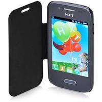 Smartphone HXT I93 Desbloqueado GSM Dual Chip Android Azul + Capa