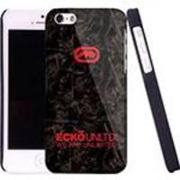 b82db7b6fcc39 Capa para iPhone 5C Plástico Rígido Vermelha Ecko