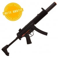 Rifle de Airsoft AEG M5-SD Bivolt 6mm
