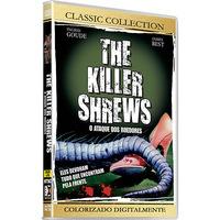 The Killer Shrews O Ataque dos Roedores - Multi-Região / Reg.4