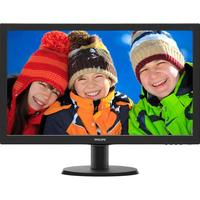 Monitor Philips LED 23.6 243V5QHAB