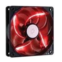 Cooler para Gabinete Cooler Master Sickleflowx 120X120 mm Vermelho R4-SXDP-20FR-R1