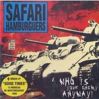 Safari Hamburguers - Who Is Your Enemy