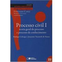 Processo Civil 1 - Perguntas e Respostas - 2ª Ed. 2010
