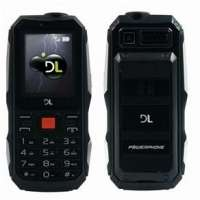Celular DL PowerPhone PW020 Dual Chip Preto