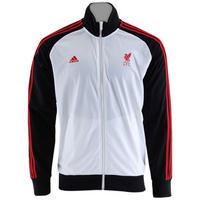 Jaqueta Adidas Liverpool CO Masculina Branca e Preta  576f30584f75b