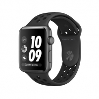 Apple Watch Nike + Series 3 - Cinza Espacial