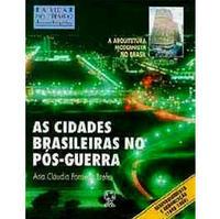 As Cidades Brasileira no Pós-Guerra