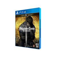 Kingdom Come Deliverance Playstation 4 Deep Silver