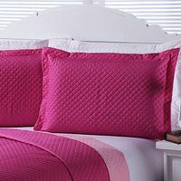 Porta Travesseiro Orb Dual Color Pink