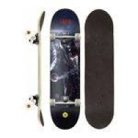 Skate Montado Completo Iron Profissional Knight Bullet