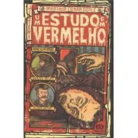 Um Estudo em Vermelho - Arthur Conan Doyle - Juvenil